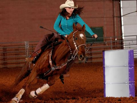 Riding high at the Canyonlands PRCA Rodeo