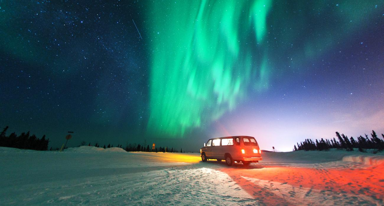 The 5 Best Places To See The Northern Lights In The Usa