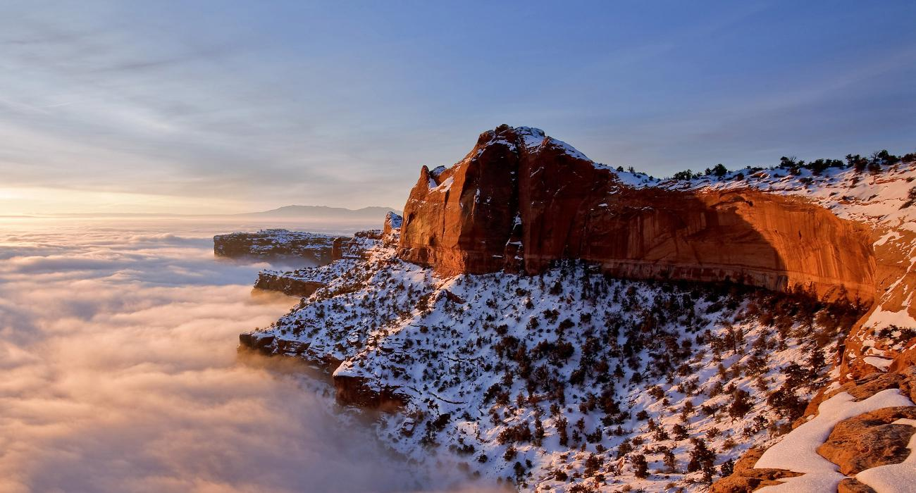My Vacation and Photos In Moab, Utah (Photos in January 2010)
